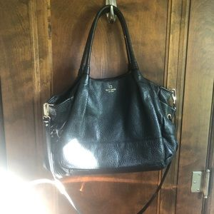 Kate Spade Leather Stevie Hobo Bag